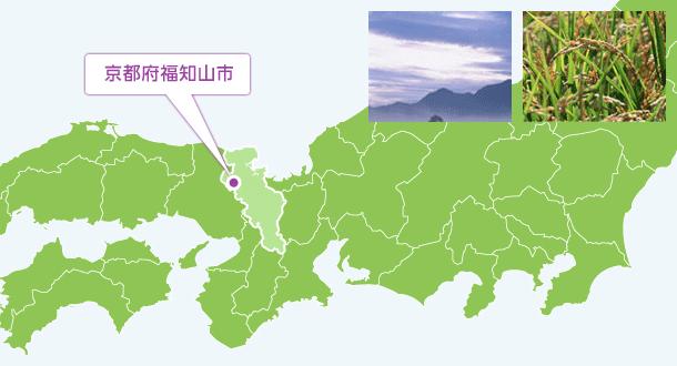 古都の天然水は京都の福知山・丹波で採水されたお水